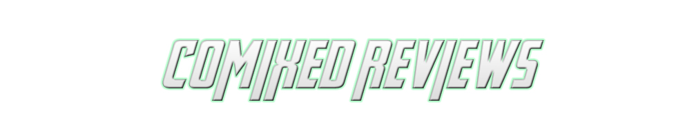 Comixed Reviews logo