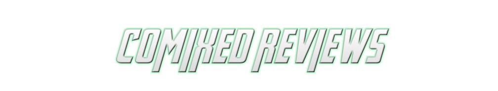 Comixed Reviews logo